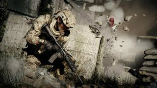 US RANGERS IN INTENSE CITY COMBAT ! Awesome FPS on PC Medal of Honor Warfighter
