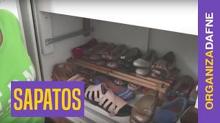 👠 8 DICAS PARA ORGANIZAR SAPATOS 👠 | Organiza Dafne
