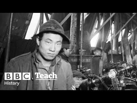 The Chinese Labour Corps in World War One | History - The World's War