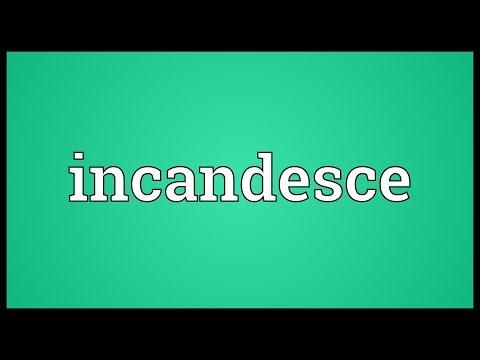 Header of incandesce
