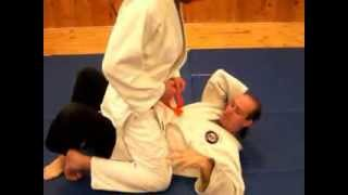 Ground Self Defense from Bottom of Mount - Chain 1