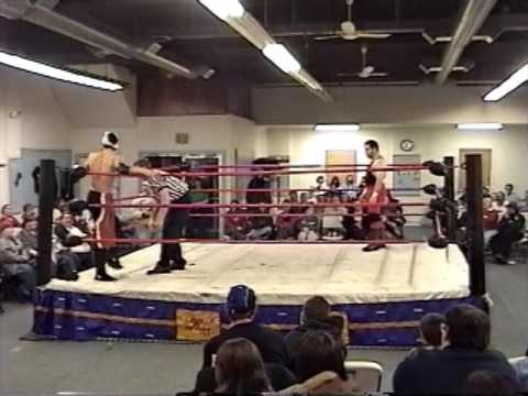 World Of Hurt Wrestling - March 4, 2005