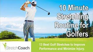 Golf Flexibility