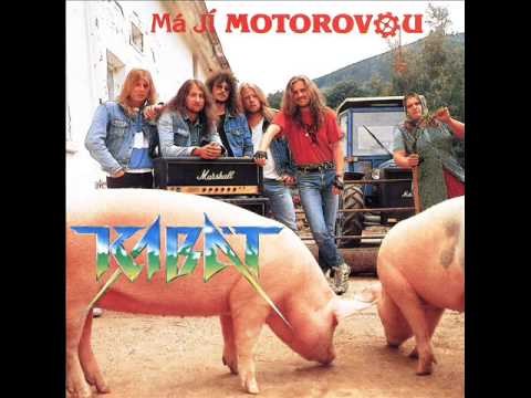 Kabát - Má Ji Motorovou 1991 full album - YouTube 40a4fd3c5e3