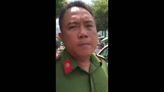 Công An Phường, Phước Bình, Quận 9, bị dân tố gây khó khăn khi buôn bán, đưa người say rượu đánh dân
