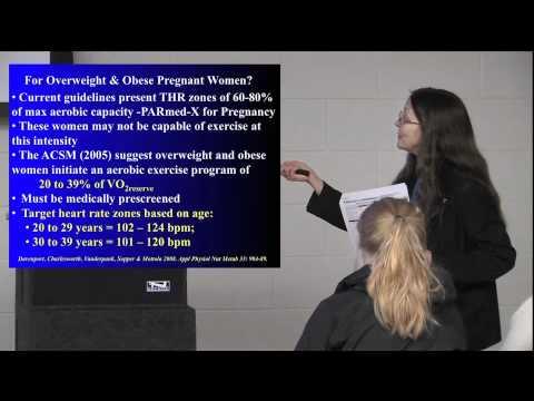 racgp exercise in pregnancy guidelines