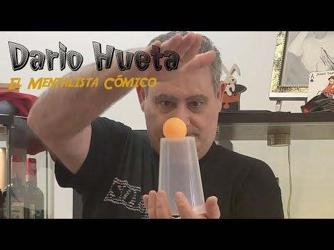 Vasos Bola para magia infantil video