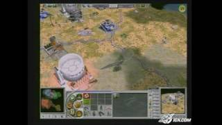 Empire Earth II PC Games Gameplay - Death from above
