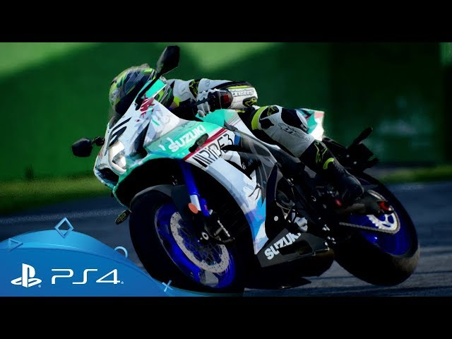 RIDE 3 | Extreme Customisation trailer | PS4