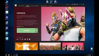 HOW TO FIX FORTNITE LAUNCH ERROR! Couldn't start the game! EasyAnti cheat not installed!