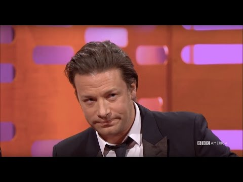 Jamie Oliver's Sausage Offended Spain - The Graham Norton Show