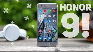 Обзор Honor 9 [4k]. Эволюция, а не революция.