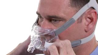 Amara View fitting guide | Philips | Full face mask