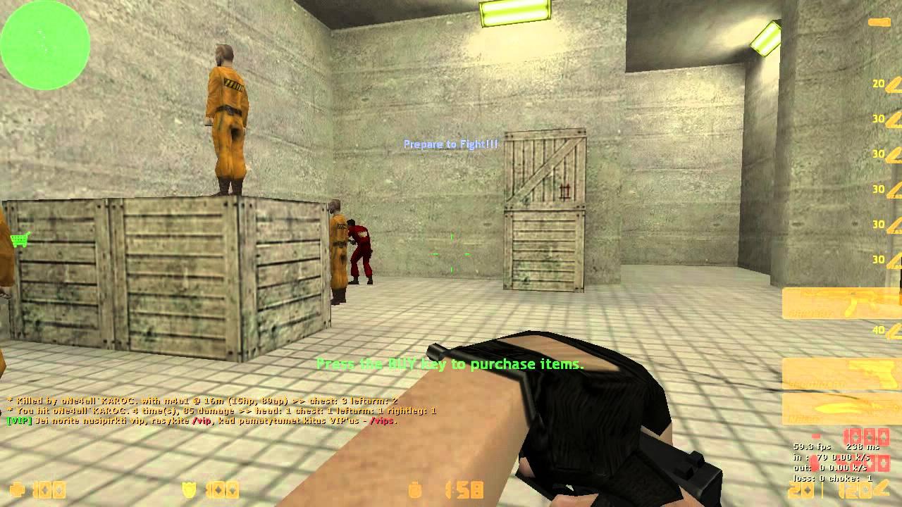 Silent Aim - Counter-Strike 16 CS Servere, Download