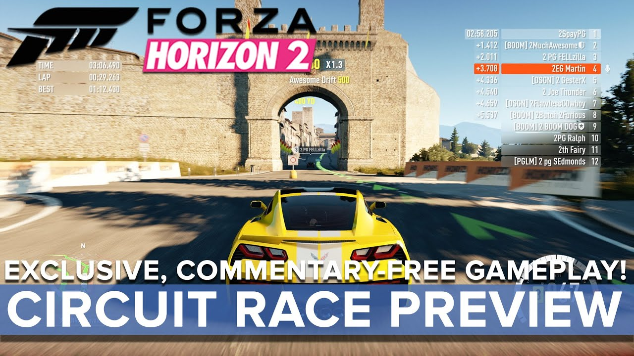 Forza Horizon 2 proves the driving genre is back at its best