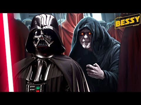 How Palpatine SECRETLY Helped Darth Vader Connect to the Dark Side - Explain Star Wars
