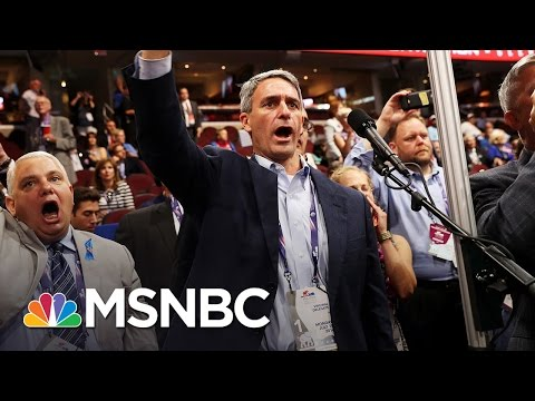 Stop-Trump Delegates Petition Rejected By RNC Rules Committee | MSNBC