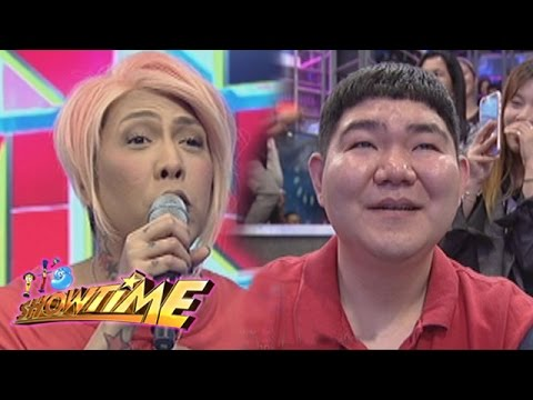 It's Showtime: Vice finds his true love