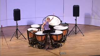 The Melodic Timpani Project: Buyan by John Psathas