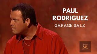 "Paul Rodriguez ""Garage Sale"" Latin Kings of Comedy"
