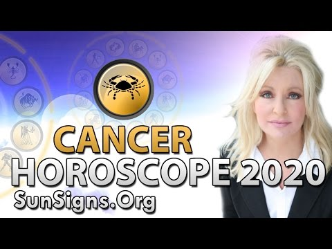 Cancer Horoscope 2020 - Get Your Predictions Now! | SunSigns Org