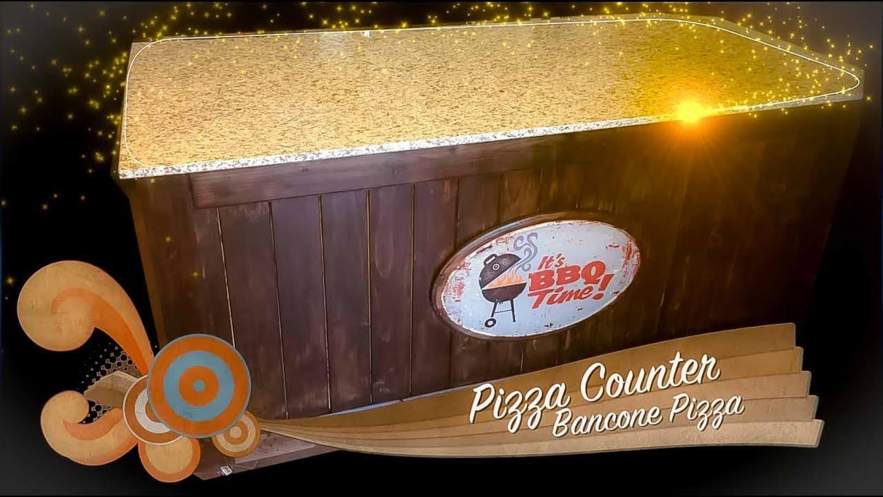 Kitchen island diy isola cucina e bancone pizza fai da te youtube - Isola cucina fai da te ...