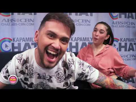 Push TV: Billy Crawford and Coleen Garcia take on the 7-second challenge