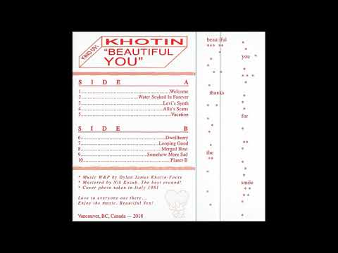 Khotin - Beautiful You (Side B) Mp3
