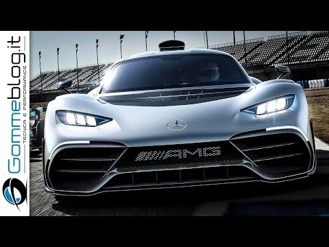 Mercedes-AMG Project ONE 1000 HP -  Formula 1 GO To The Road