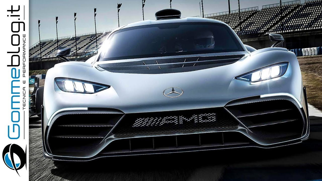 Mercedes Amg Project One 1000 Hp The Performance Car