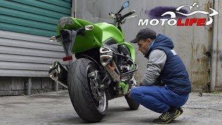 Как я купил KAWASAKI (продолжение) Про компанию Motolife и мотоаукцион...