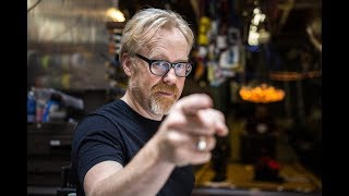 Adam Savage on Great Tools, Great Projects, and Great Lessons  | The Tim Ferriss Show
