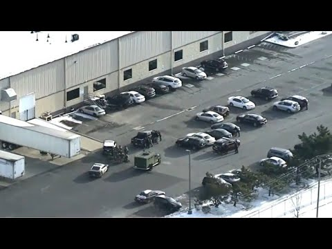 Hostage situation at New Jersey UPS facility resolved