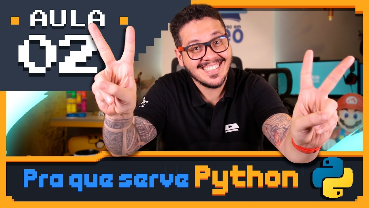 curso de python em video