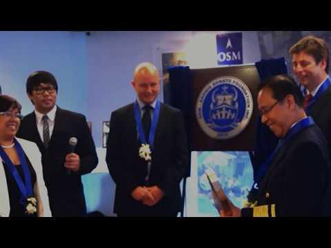 Adonis B. Donato (RAdm-PCGA, Master Mariner, Business Executive) - CrewConnect Awards Nomination