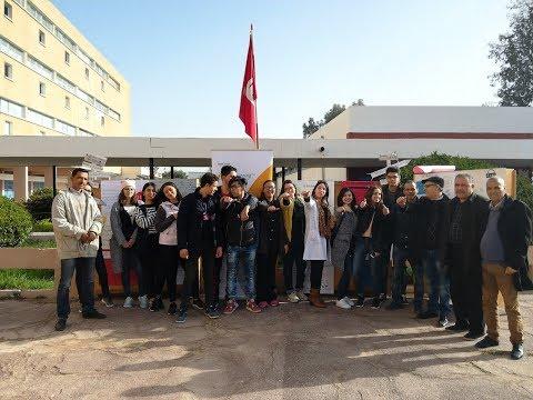 Safer Internet Day 2018, Grombalia - Tunisia