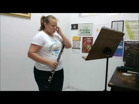 Oboé / Eva Tavares / 1