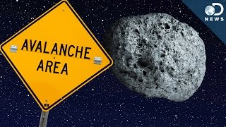 Should We Worry About An Avalanche On An Asteroid?