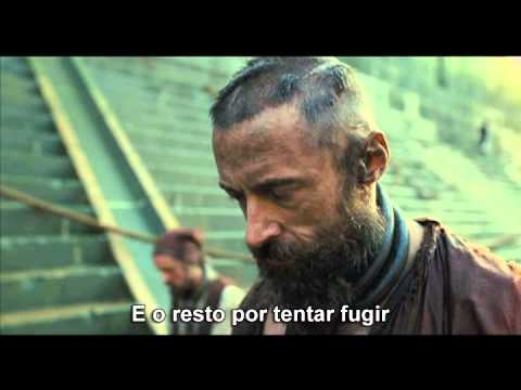 Trailer do filme Os Miseráveis