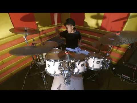 Rocksteady - drum cover by Evanskey Tedison
