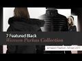 7 Featured Black Women Parkas Collection Amazon Fashion, Winter 2017