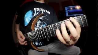 Keith Merrow- Pro Tone DeadHorse OD Pedal Clip, Metal