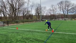 AJAX PREMIER & LWSA - FITNESS WITH THE BALL & WITHOUT THE BALL