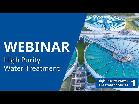 Webinar: High Purity Treatment Overview