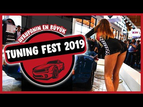 Tuning Fest 2019: Avrupanın´nın En Büyük Modifiye Fuarı