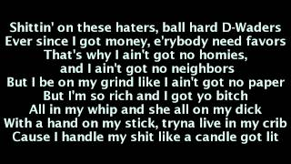 Rick Ross Ft. Meek Mill - So Sophisticated (LYRICS)