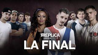 LA GRAN FINAL DE RÉPLICA: la nueva era del freestyle 2