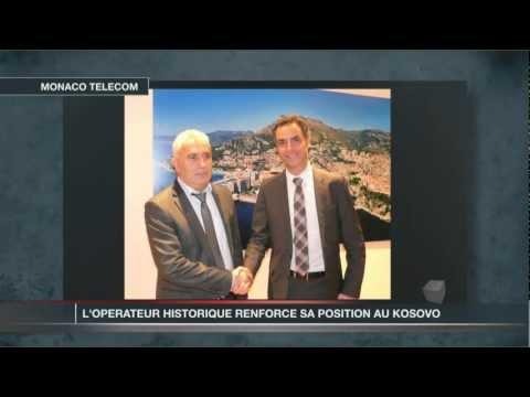 Monaco Telecom renforce sa position au Kosovo