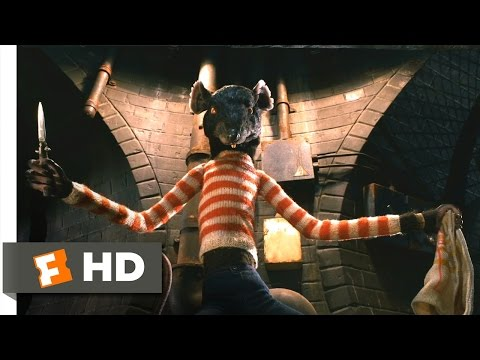 Fantastic Mr Fox 35 Movie CLIP  A Psychotic Rat 2009 HD