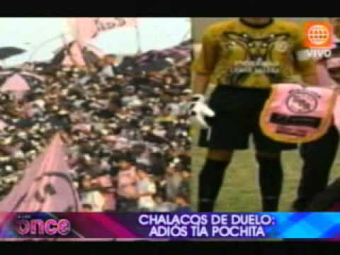 A las 11 - El Callao de duelo: Falleció la Tía Pochita, hincha número 1 del Sport Boys